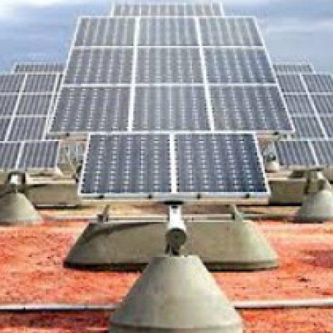 پاورپوینت جامع و کامل سرمایه گذاری در نیروگاههای خورشیدی