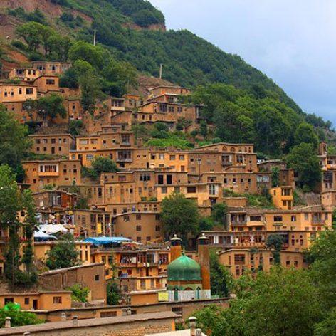 پروژه تحلیل و بررسی روستای ماسوله
