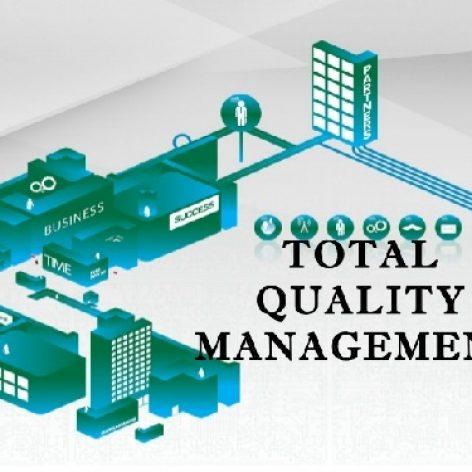تحقیق ارزیابی مدیریت کیفیت جامع در سازمان های دولتی