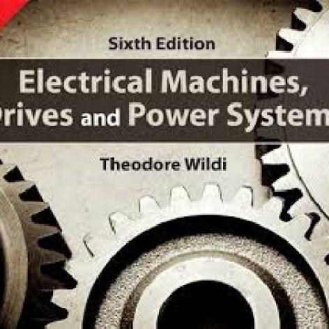 حل المسائل Electrical Machines, Drives and Power Systems
