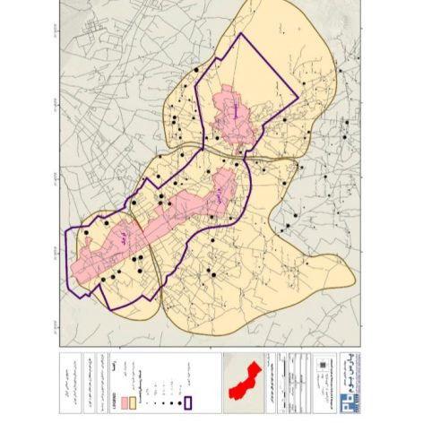 فایل کامل طرح جامع شهر ورامین