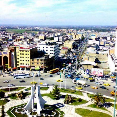 کامل ترین طرح جامع شهر ساری