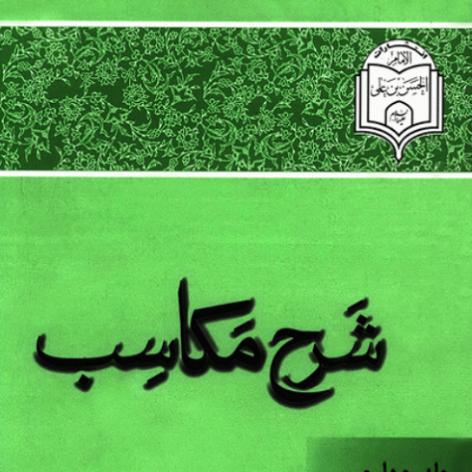 کتاب شرح مکاسب (جلد چهارم) علی محمدی